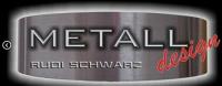 Metalldesign Schwarz